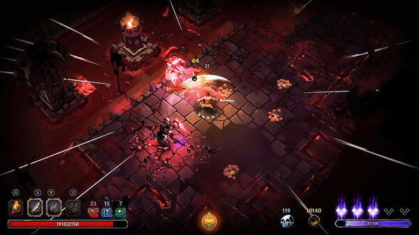 Curse of the Dead Gods Crack Free Download